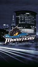 Cleveland-Monsters-Cell-Phone-Background