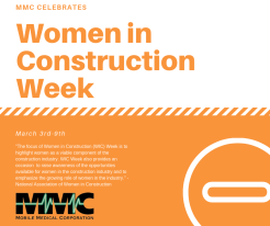 Women in Construction Week